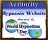 World Hypnotistm Day Award